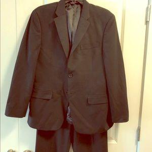 Men's Tommy Hilfiger black suit - Size 38S